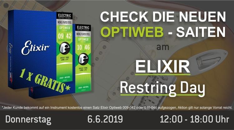Elixir Restring Day