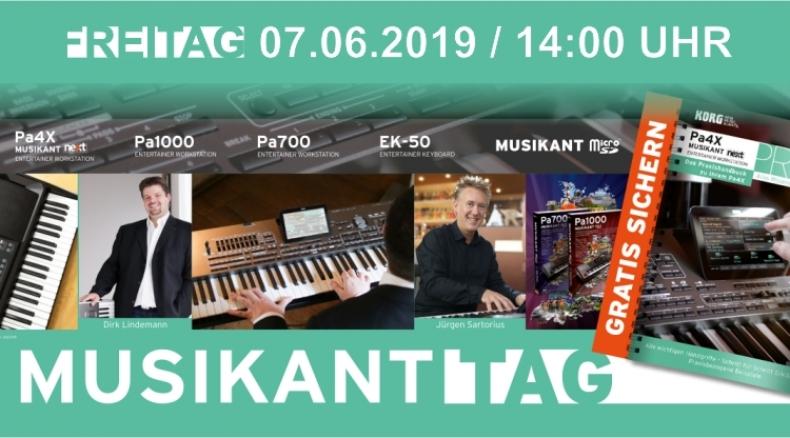 Korg MusikantTag