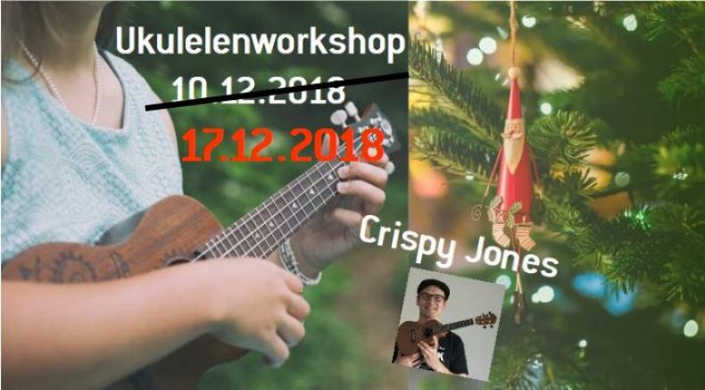 Ukulelen Workshop 17.12.2018