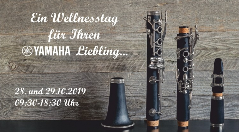 Yamaha Wellness Tage