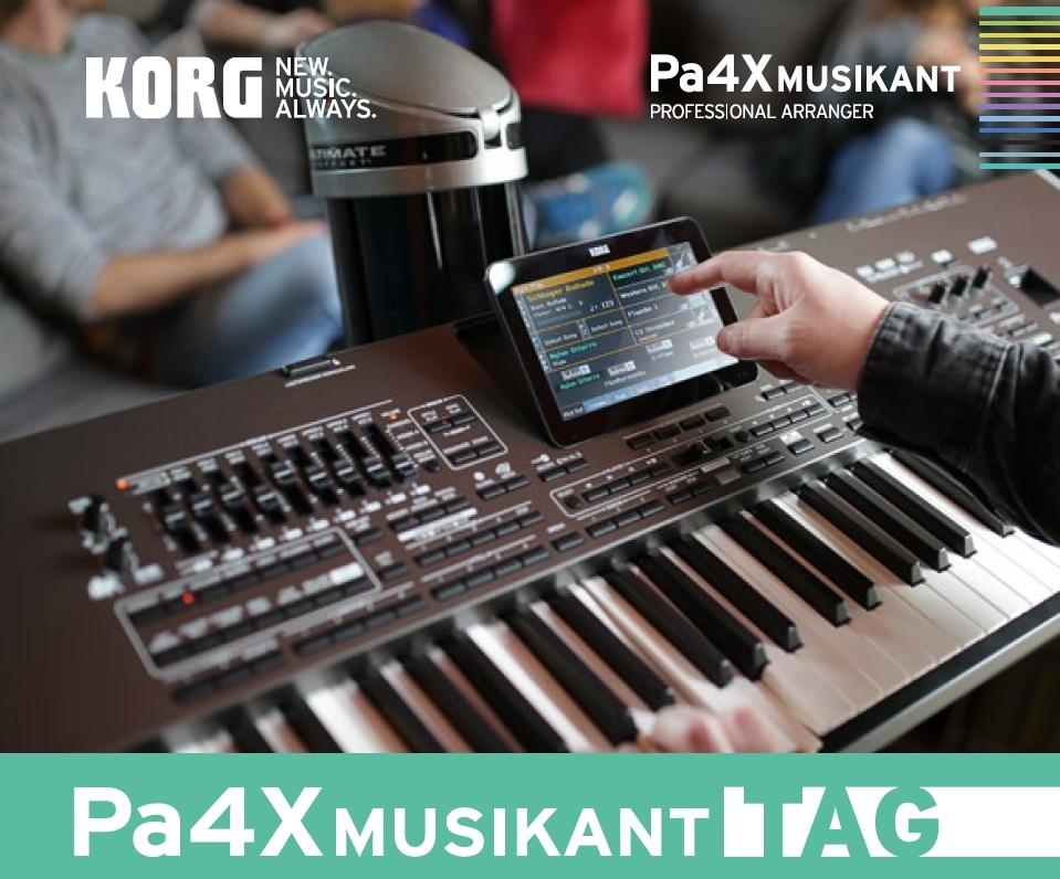 Korg Pa4x Musikant