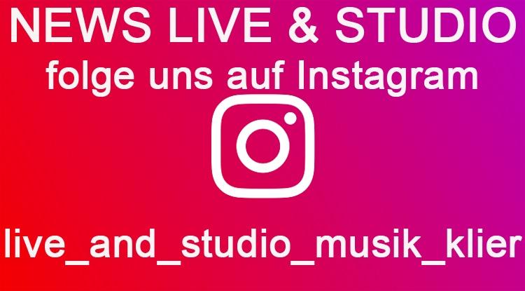 Instagram Live and Studio