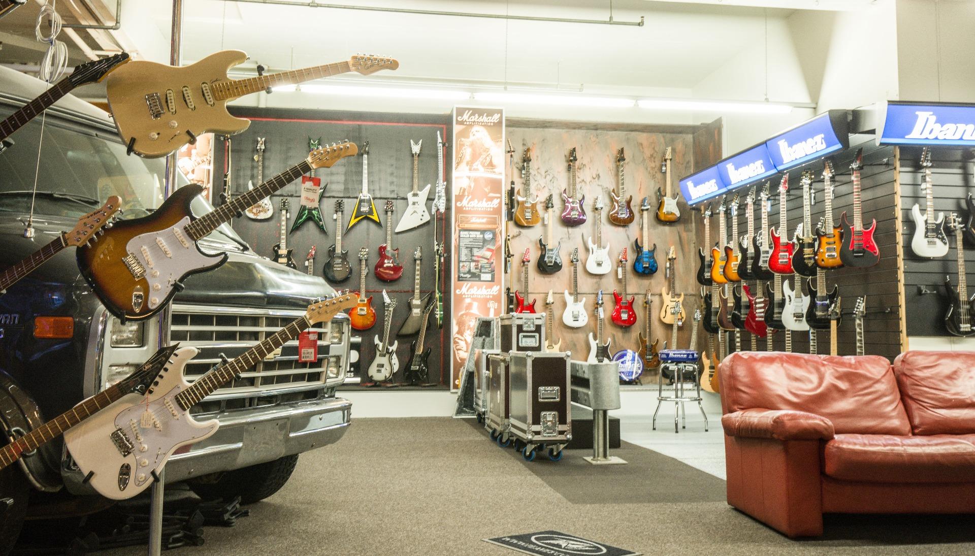 Unsere Auswahl an E-Gitarren Bild 2