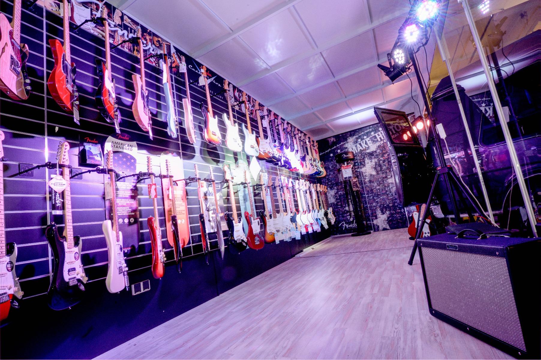 Unsere Auswahl an E-Gitarren