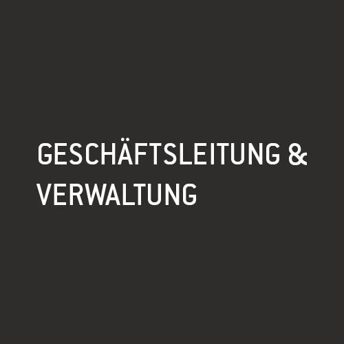 Header Geschäftsleitung und Verwaltung