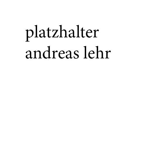 Andres Lehrl
