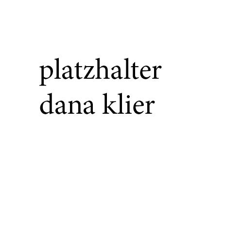 Dana Klier