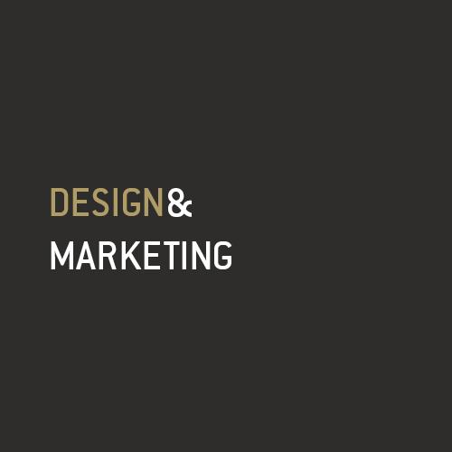 Header Marketing und Design