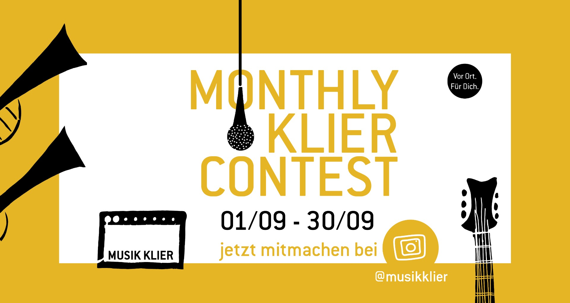 Monthly Klier Contest