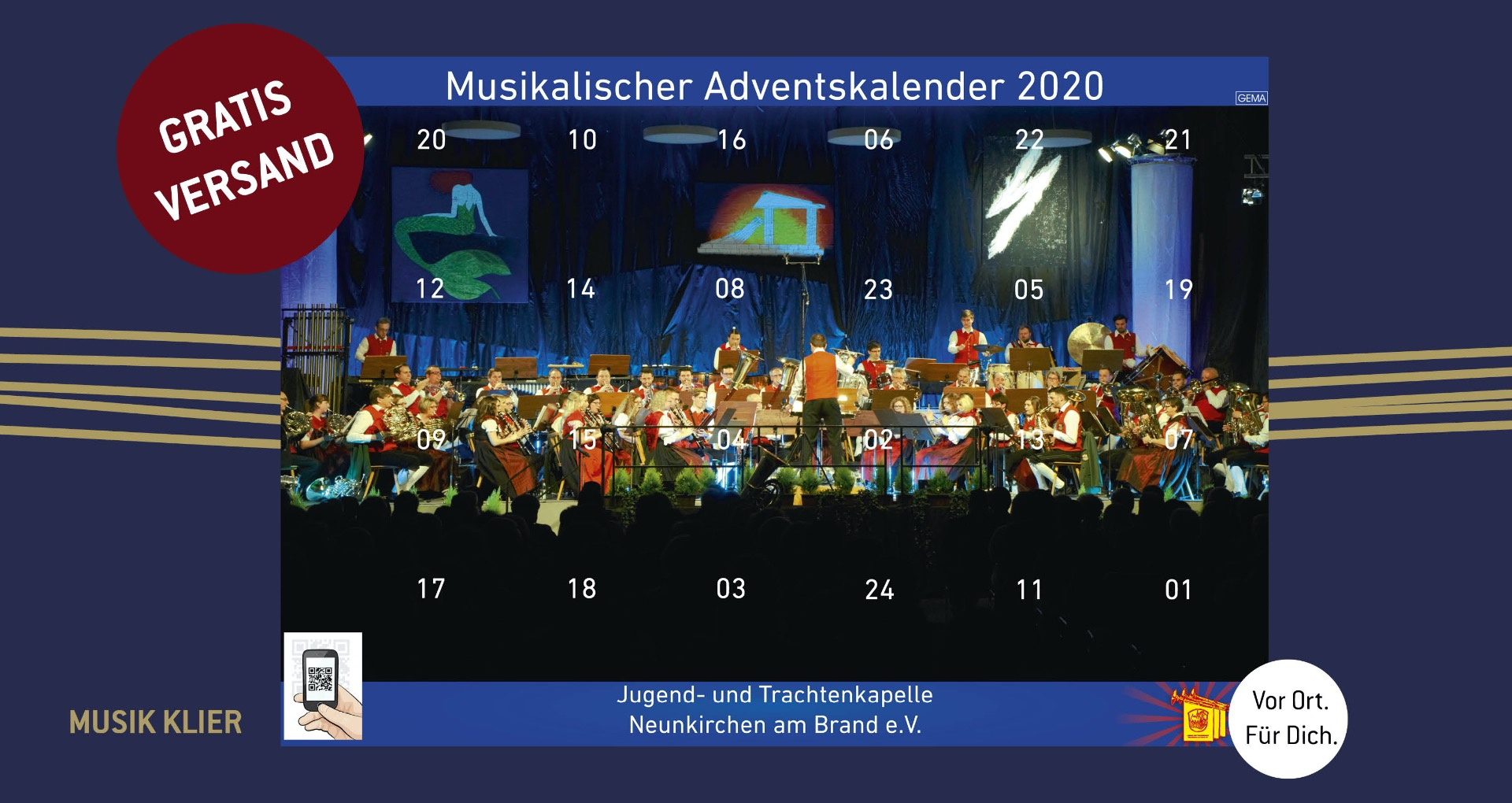Adventskalender JTK Neunkirchen