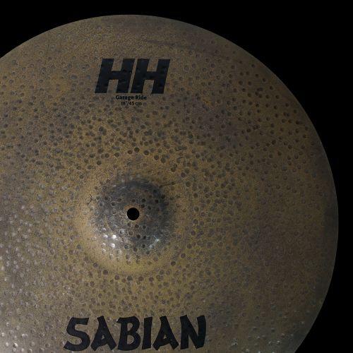 Sabian HH Garage Ride 18