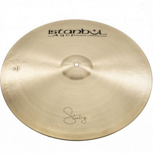 Istanbul Agop Signature Sterling Ride 22