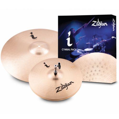 Zildjian I Family Essential Cymbal Pack 14/18