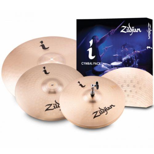 Zildjian I Family Essential Cymbal Pack 13/14/18