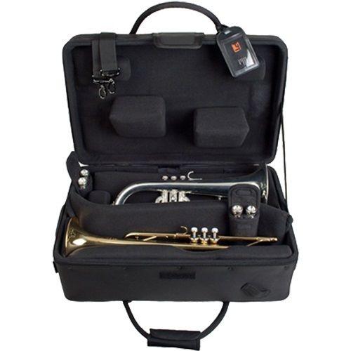 Protec IP-301T Koffer für 3 Trompeten