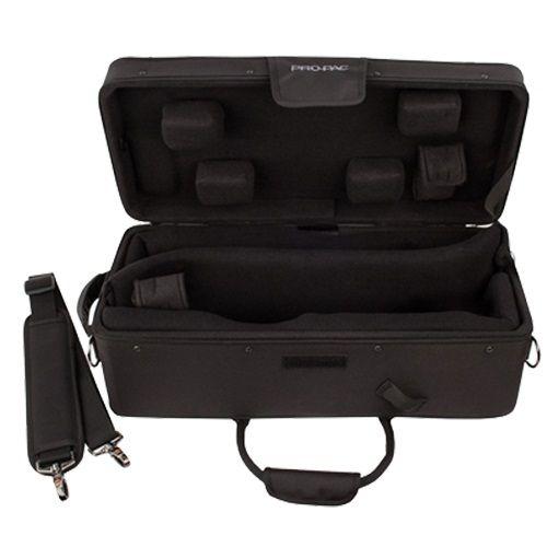 Protec IP-301D Koffer für 2 Trompeten
