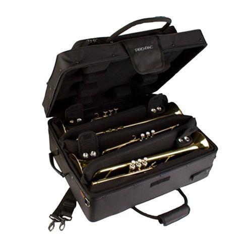 Protec IP-301Q Koffer für 4 Trompeten