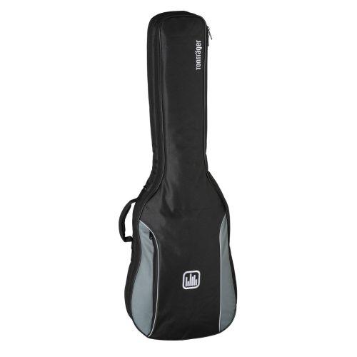 Tonträger TG10E/GB Tasche E-Gitarre grey black
