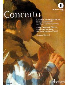 ED20182D G.Heyens   Concerto - leichte Vortragsstücke