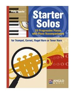 AMP153  P.Sparke  Starter Solos  20 progressive pieces