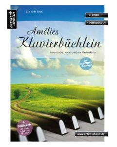 Valenthin Engel    Amelies Klavierbüchlein