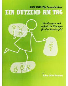 E. Burnam Ein Dutzend am Tag  Buch2: Für Fortgeschrittene