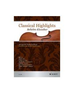 ED21583 Classical Highlights - Beliebte Klassiker