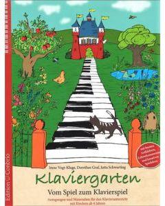 Klaviergarten - Vom Spiel zum Klavierspiel
