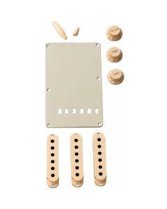 Fender Stratocaster Accessory Kit Aged White