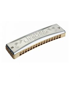 Hohner Mundharmonika Unsere Lieblinge C 32