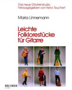 SY2469  Maria Linnemann  Leichte Folklorestücke