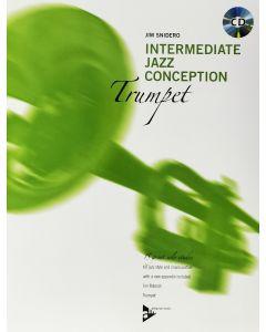 Jim Snidero  Intermediate Jazz Conception Trompete