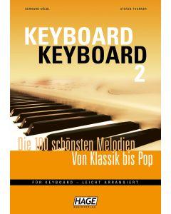 EH3755 Keyboard Keyboard 2  Die 100 schönsten Melodien