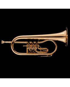 Schagerl Wien 160x0,50 Flügelhorn lackiert