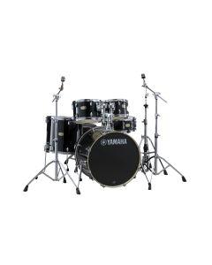 "Yamaha SBP0F5-RB Stage Custom 20/10/12/14"" Raven Black mit Hardware"