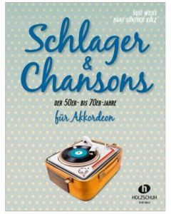 Susi Weiss   Schlager & Chansons der 50er- bis 70er-Jahre