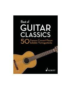 Best of Guitar Classics - 50 Famous Concert Pieces