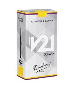 Vandoren Schachtel B-Klarinette V.21 White St. 3