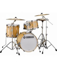 "Yamaha SBP8F3-NW Stage Custom BeBop 18/12/14"" inkl. Tomarm, Natural Wood"