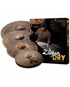 "Zildjian K-Custom Serie Box Set Special Dry Pack 14/16/18/21"""