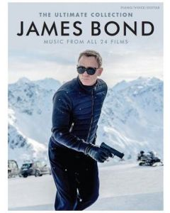 MSAM1011307 James Bond- The ultimate Collection