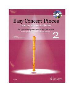 ED23044  Easy Concert Pieces 2