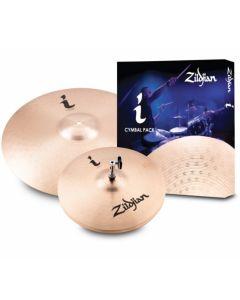 "Zildjian I Family Essential Cymbal Pack 14/18"""