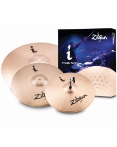 "Zildjian I Family Essential Cymbal Pack 13/14/18"""
