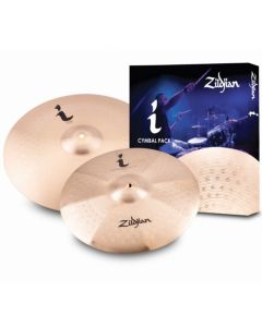 "Zildjian I Family Expression Cymbal Pack 14"" Trash/17"" Crash"