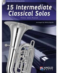 AMP389 P.Sparke  15 Intermediate Classical Solos
