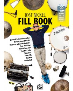 ALF20256G   Jost Nickels Fill book