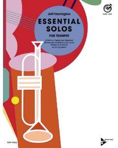 ADV14422  Jeff Harrington  Essential Solos for Trumpet