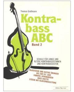 Th. Großmann   Kontrabass-ABC   Band 2