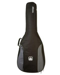Tonträger TG10CH/GB Tasche Konzertgitarre 1/2 grey black